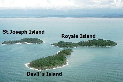 St Laurent Devil S Island